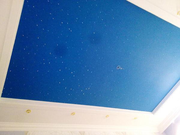 Потолок галактика фото